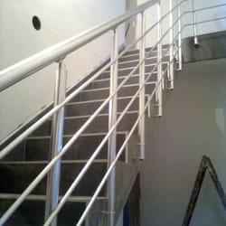 Alu ograde za stepenice