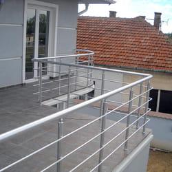 Aluminijumska ograda za balkone