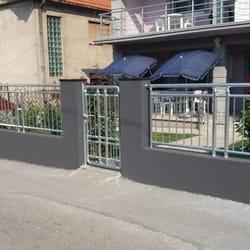 Aluminijumska ograda za dvoriste