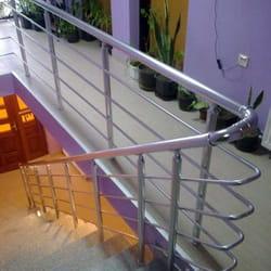 Aluminijumska ograda za stepenice