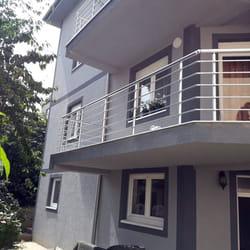 Aluminijumske ograde za balkon