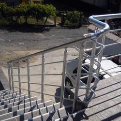 Aluminijumske ograde za spoljasnje stepenice