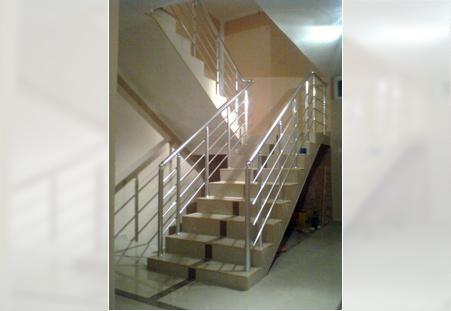 Aluminijumske ograde za stepenice