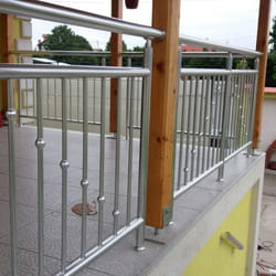 Aluminijumske ograde za terase