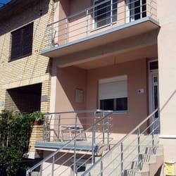 Aluminijumske ograde za terasu i stepenice