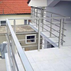 Aluminijumske ograde za terasu