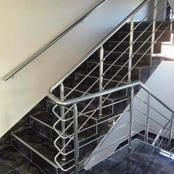 Alu gelenderi za unutrasnje stepenice