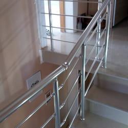 Aluminijumski gelender za hodnik