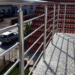 Aluminijumski gelender za terase