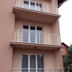 Aluminijumski gelenderi za balkone