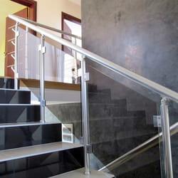 Aluminijumski gelenderi za hodnik