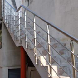 Aluminijumski gelenderi za spoljasnje stepenice