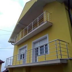 Aluminijumski gelenderi za terase