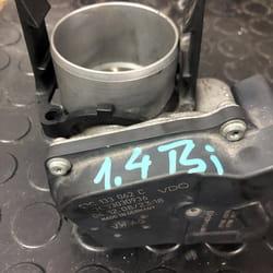 Polovna klapna gasa 1.4 tsi