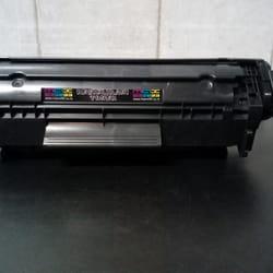 Reciklirani toner za HP q2612A