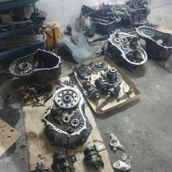 Popravka motora Krnjaca