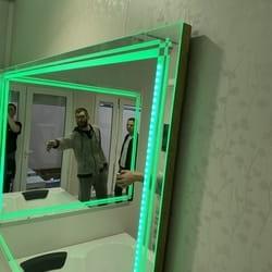 Ogledalo sa led rasvetom