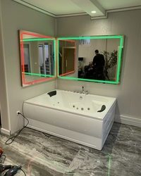 Ogledalo sa led rasvetom Mat Glass