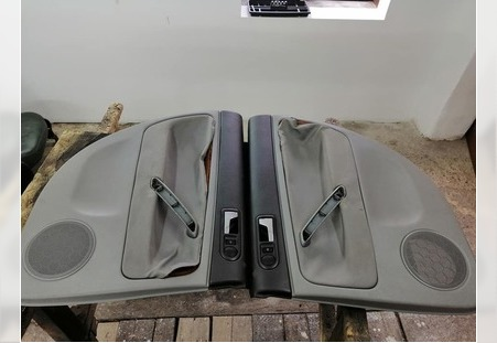 Presvlačenje tapacira vrata VW Passat B5.5