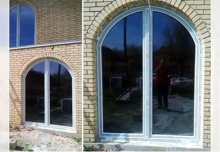 Neobicni PVC prozori