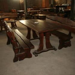 Bastenske garniture za restoran od drveta