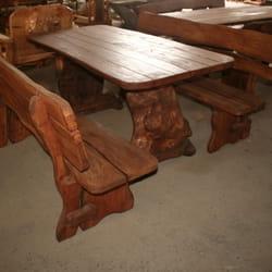 Drvene bastenske garniture za restorane