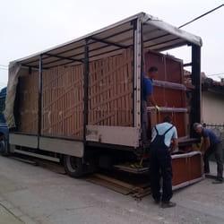 Veliki kamion za selidbu