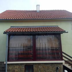 Providna pvc folija za balkon