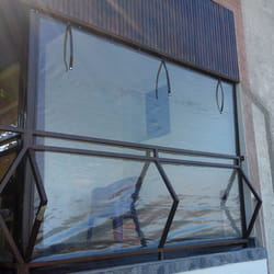 Pvc folija za zatvaranje terasa