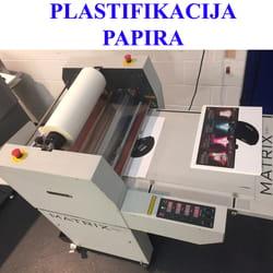 Plastifikacija papira