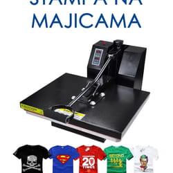 Stampa na majicama