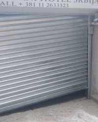 Celicna garazna vrata na daljinski