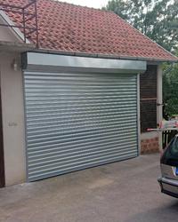 Montaza garaznih vrata na daljinski