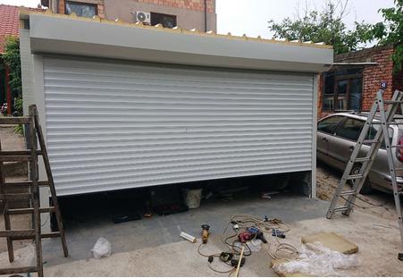 Montaza garaznih vrata