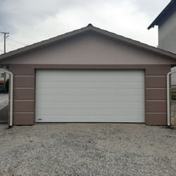 Siroka garazna vrata