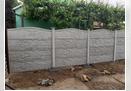 Postavljanje betonskih ograda