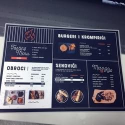 Izrada jelovnika Mirijevo
