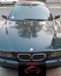 Zamena soferke BMW 5