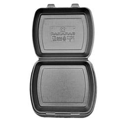 Stiropor kutija za hranu MB1 crna