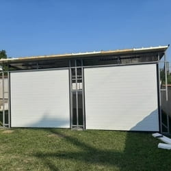 Garazna vrata za montazne garaze