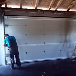Sekcijska garazna vrata