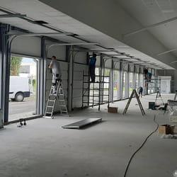 Ugradnja garaznih vrata
