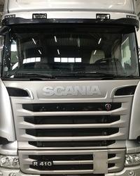 Zamena vetrobranskog stakla na kamionu