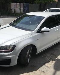 Zatamnjivanje auto stakala VW Golf 7