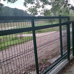 Kapija za panelnu ogradu
