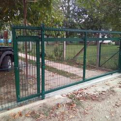 Klizna kapija za panelnu ogradu