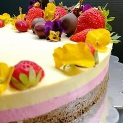 Voćni ringišpil RAW torta za dijabeticare