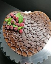 Sirova čoko malina torta za dijabeticare