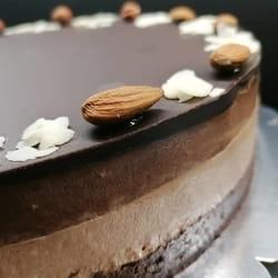 Bajadera torta bez glutena