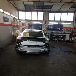 Servis branika Porsche